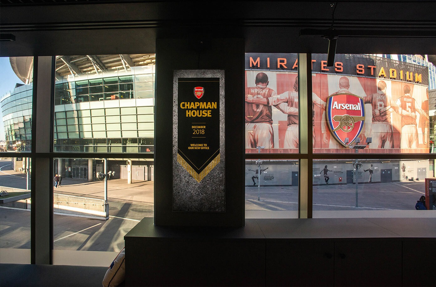 Arsenal FC – Chapmans House